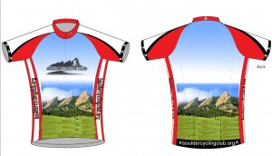 Boulder Cycling Club Jersey